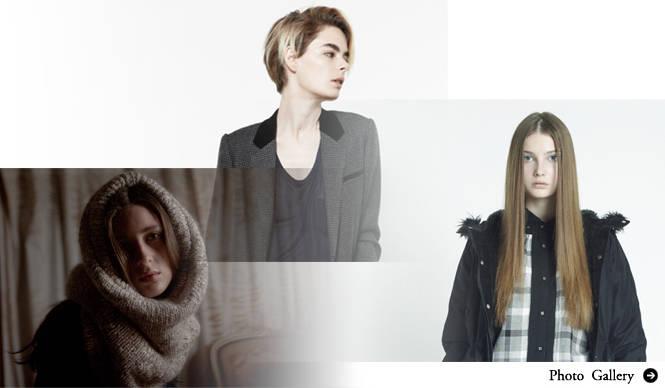 特集|人気日本人デザイナーブランド2011-12秋冬コレクションをピックアップ!