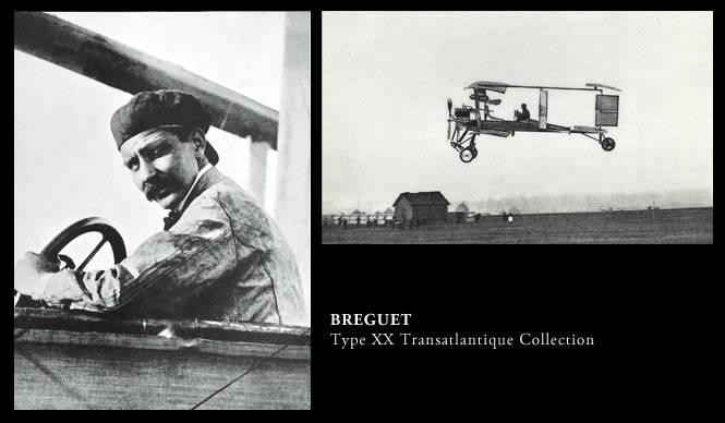 Breguet|時空の旅は革新という翼に乗って