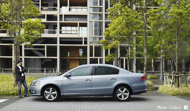 Volkswagen Passat|フォルクスワーゲン パサート|あたらしい時代における環境との共生のあり方