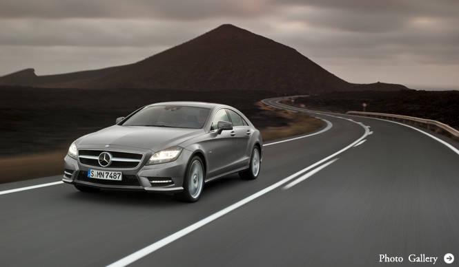 Mercedes-Benz CLS 63 AMG|メルセデス・ベンツ CLS 63 AMG 試乗