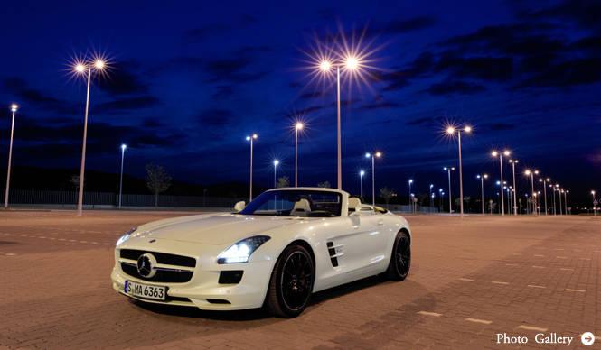 Mercedes-Benz SLS AMG Roadster|メルセデス・ベンツ SLS AMG ロードスター