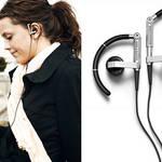Bang & Olufsen 美しいデザインのヘッドセット「EarSet 3i」