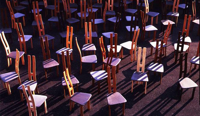 EXHIBITION|家具モデラー宮本茂紀の椅子作品「BOSCO (ボスコ)」展示会