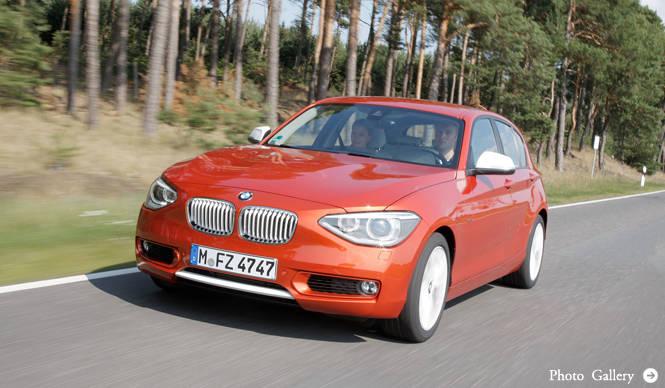 BMW 1 Series|ビー・エム・ダブリュー 1シリーズ 2代目の登場!