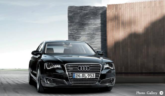 Audi A8 L W12 quattro|アウディ A8 L W12 クワトロ
