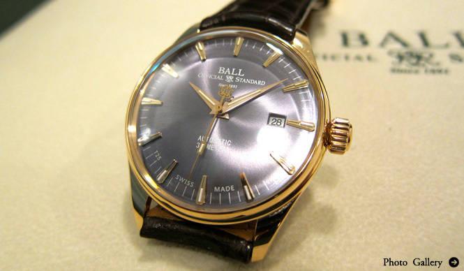 Ball Watch|創業120周年を記念して驚異のお買い得モデルが登場! ヘビーデューティな定番モデルも着実にスペックアップ
