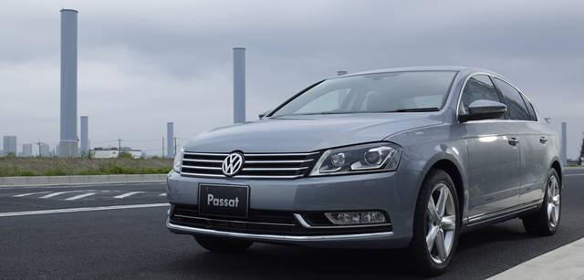 Volkswagen Passat|フォルクスワーゲン パサート A car of Innovation Volkswagen Passat