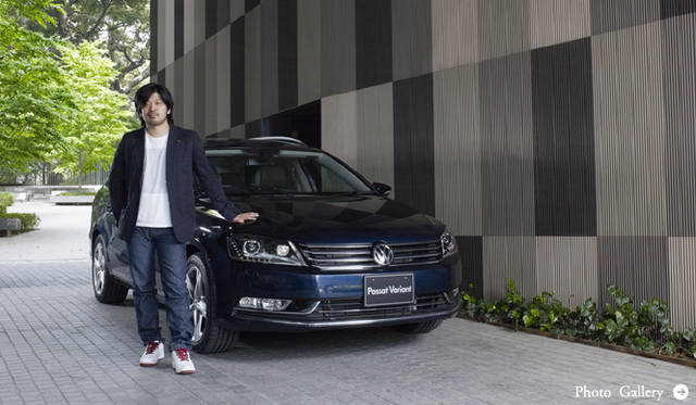 Volkswagen Passat|フォルクスワーゲン パサート 心地よい時間を提供するということ