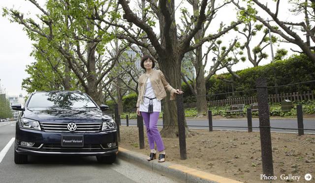 Volkswagen Passat|フォルクスワーゲン パサート プロダクトに昇華させたテクノロジー