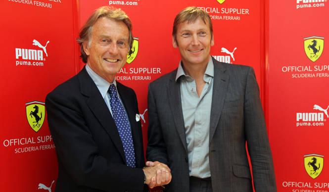 Ferrari│フェラーリ プーマとの長期契約の延長