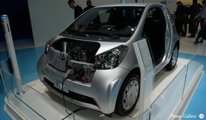 TOYOTA|トヨタ PHVとEVをカーシェアリング