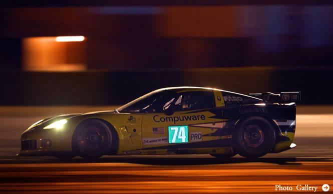 シボレー ル・マンのGTカー・カテゴリーで「コルベットC6.R」が優勝! CHEVROLET