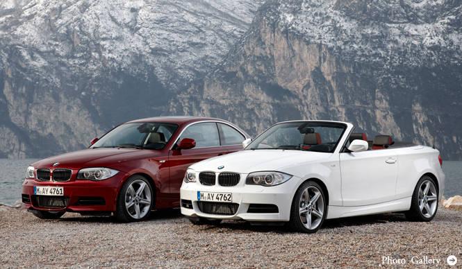 BMW 1Series|ビー・エム・ダブリュー 1シリーズ より洗練されたデザイン