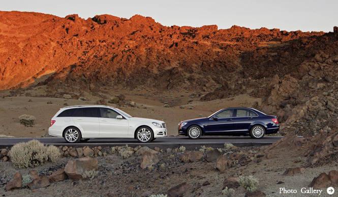 Mercedes-Benz C-Class メルセデス・ベンツ Cクラス 試乗