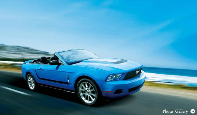 Ford Mustang V6 Sport Appearance|フォード マスタング V6 スポーツアピアランス