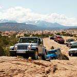Jeep│ジープ モアブでドライブイベント