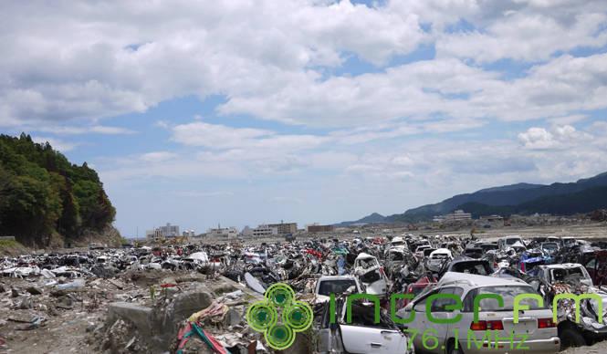 松浦俊夫|まもなく震災から4ヵ月、被災地を訪れて思うこと