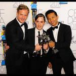ROBERT GELLER|スワロフスキー アワード フォー メンズウェア賞を受賞!