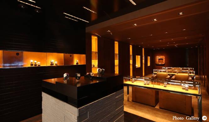 ウブロ|日本初の直営店が銀座にオープン|HUBLOT
