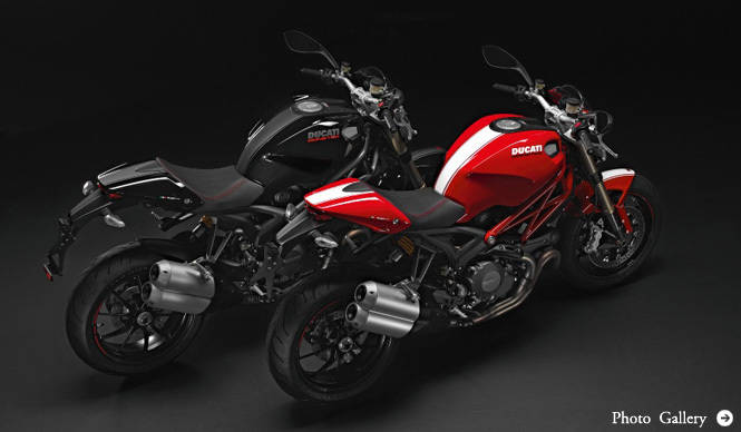 Ducati|究極のモンスター「DUCATI MONSTER 1100EVO」
