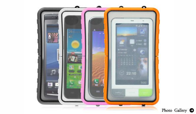 FOCAL|スマートフォンに使える防水ケース