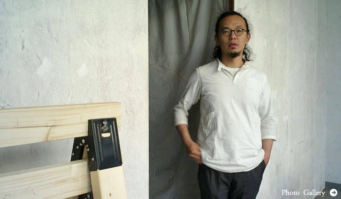 特集|OPENERS的ニッポンの若手建築家 PARTII  Vol.1  長坂 常インタビュー