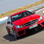 Mercedes-Benz C 63 AMG Coupe Black Series 最強のCクラス クーペ