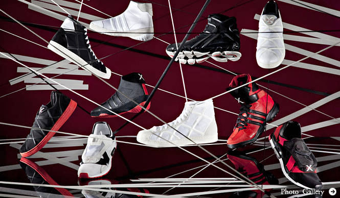 YOHJI YAMAMOTO|「adidas for Yohji Yamamoto」シューズ