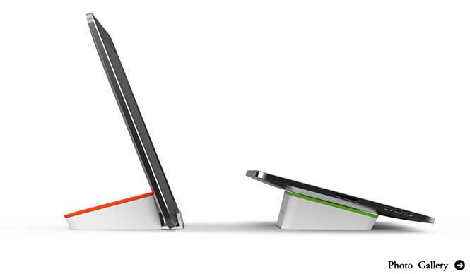 Bluelounge Design|iPad&タブレットスタンド「Nest」