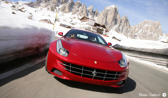 Ferrari|フェラーリ 上半期、史上最高の売上高を報告
