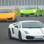 Lamborghini Gallardo LP 550-2|ランボルギーニ ガヤルド LP550-2 サーキットで試乗会