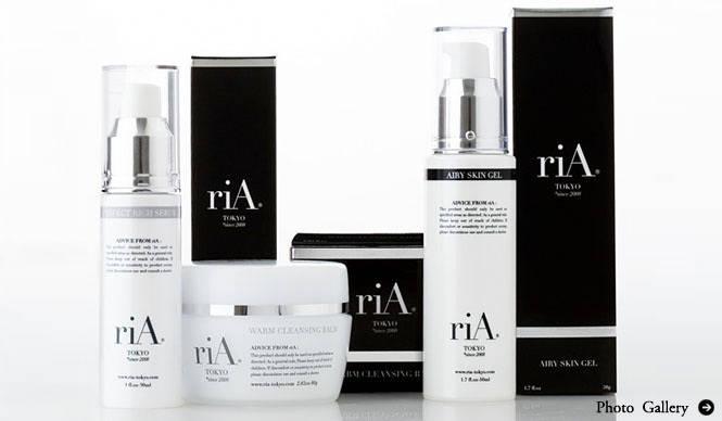 riA|「肌の求める真実」を追求し、整える基礎化粧品