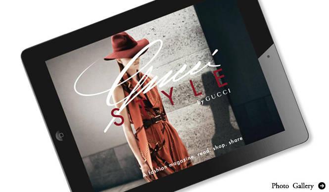 GUCCI 進化した新アプリ「Gucci Style」がローンチ!