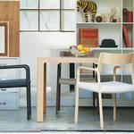 Arflex|藤森泰司氏デザインの新作チェア&テーブル