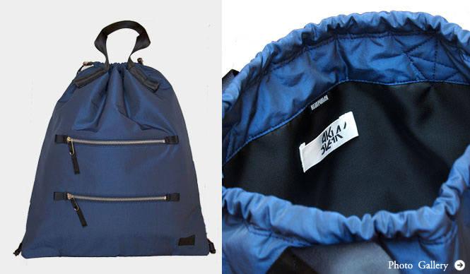 HEAD PORTER 「NSW」、「BLAAK」とのコラボレーションバッグ