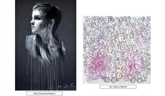 モダンリビングアート展 「花と人間」をテーマに多彩な個性が集結