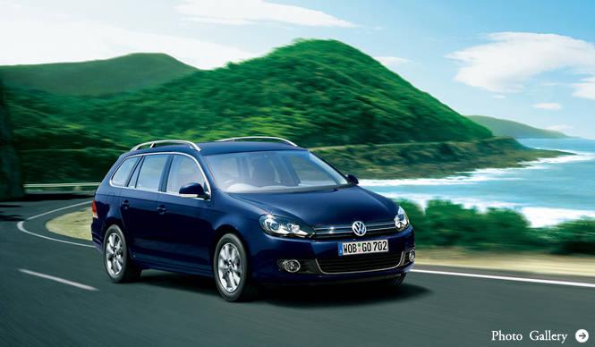 Volkswagen Golf Variant 装備充実のプレミアムエディションが誕生
