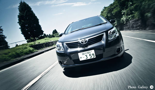 Toyota Avensis|トヨタ アベンシス : A European Life Style CHAPTER 1