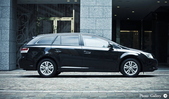 Toyota Avensis|トヨタ アベンシス : A European Life Style CHAPTER 2