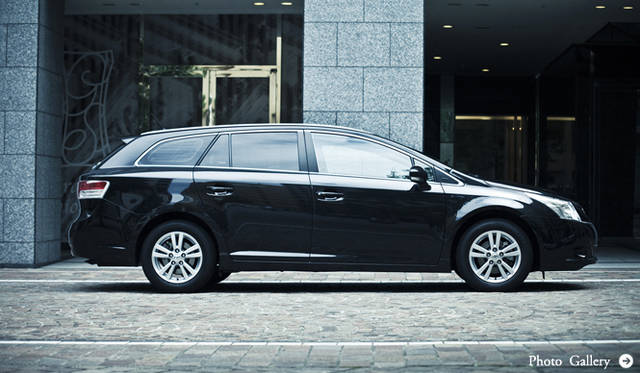 Toyota Avensis トヨタ アベンシス : A European Life Style CHAPTER 2