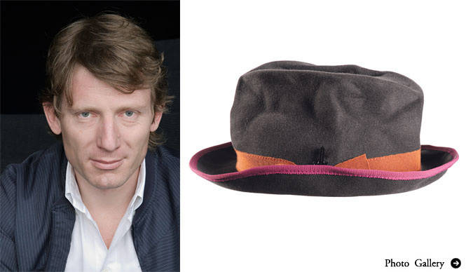 GLOBE SPECS|ウィーンの老舗人気帽子ブランド「ミュールバウアー」トランクショー開催