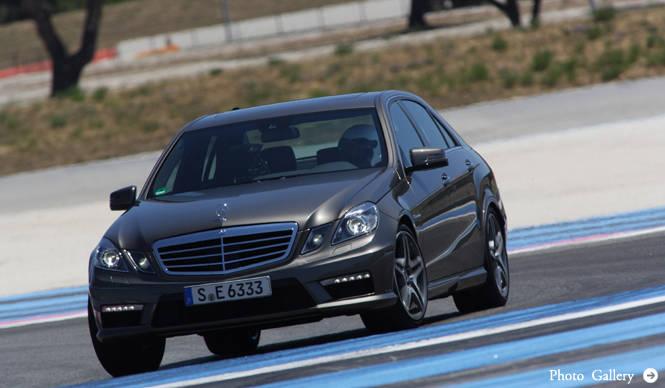 Mercedes-Benz E 63 AMG ダウンサイジングを経たスポーツセダンの真価