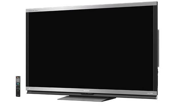 SHARP|国内最大70型の液晶テレビ「アクオス クアトロン 3D LC-70X5」