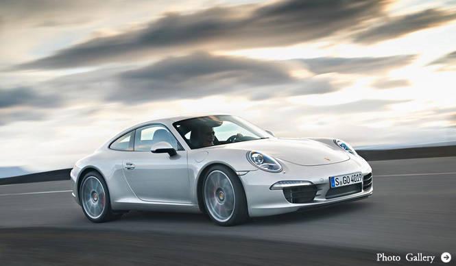 Porsche│フランクフルトでのラインナップ!
