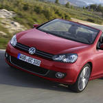 Volkswagen Golf Cabriolet|10年ぶりのカブリオレ