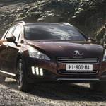 Peugeot|508 RXH、HX1をフランクフルトで公開
