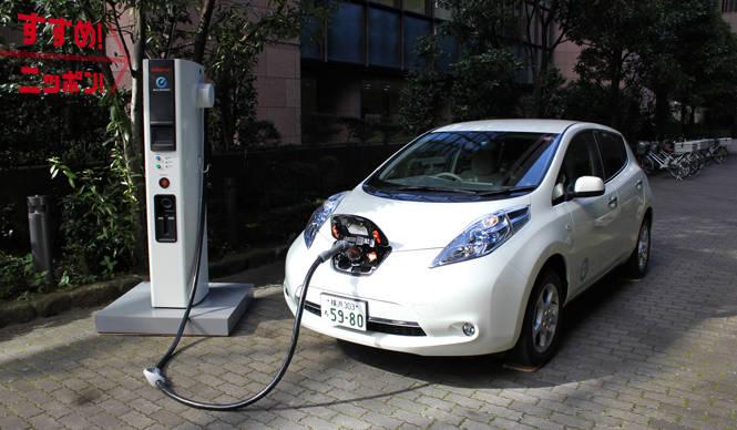 日産|電気自動車用「新型急速充電器」11月発売へ