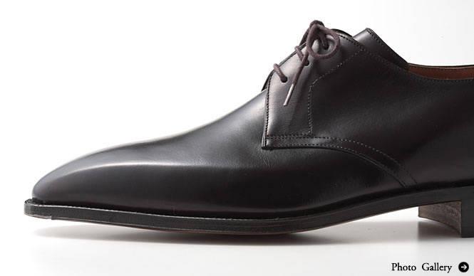 連載・重松 理 「週刊 重松 理」第12回 最近履いている靴