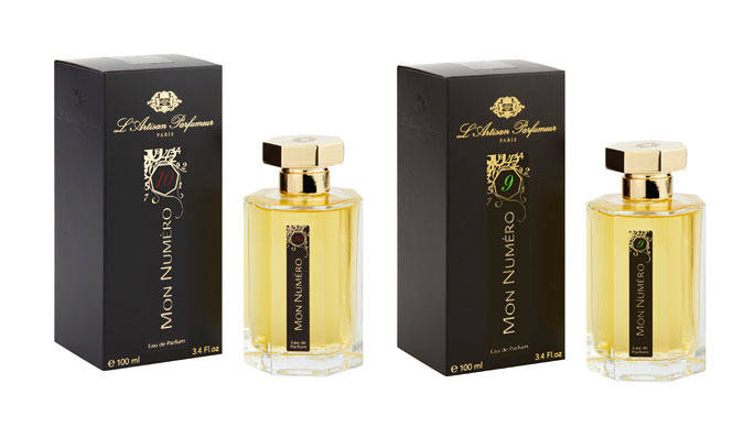 L'Artisan Parfumeur|新コレクション「MON NUMERO」No.9、No.10