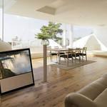 Bang&Olufsen|テレビ「BeoVision 10」に46インチの限定カラー登場